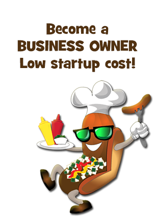 Become a business owner.  Low start up cost.