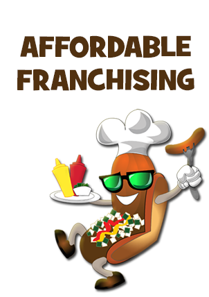 Affordable franchising